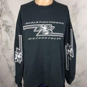 1998 Harley-Davidson Long Sleeve Shirt
